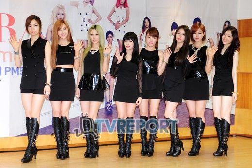 T-ara clarifies why SISTAR's Hyorin spoke to them informally