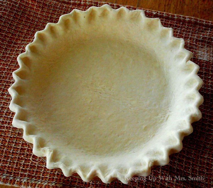 Flaky cream cheese pie crust | Sweets for the sweet | Pinterest