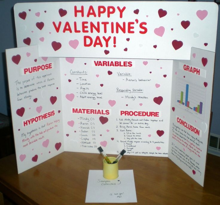 funny science valentines cards