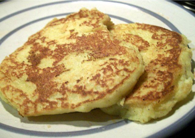 Mashed Potato Pancakes | Veggies & Legumes | Pinterest