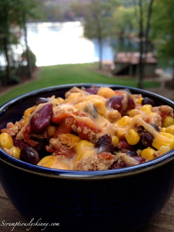 Easy Turkey Chili | Recipe