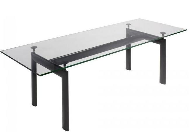 le corbusier table furniture pinterest. Black Bedroom Furniture Sets. Home Design Ideas