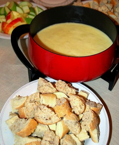 Fondue | food and drinks | Pinterest