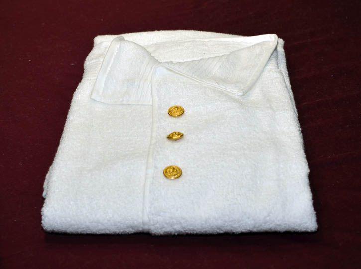 How to Make a Towel Shirt