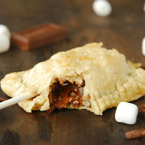 "Food: Brown Sugar S'mores Pie Pops | ""Gotta Try"" Recipes ..."