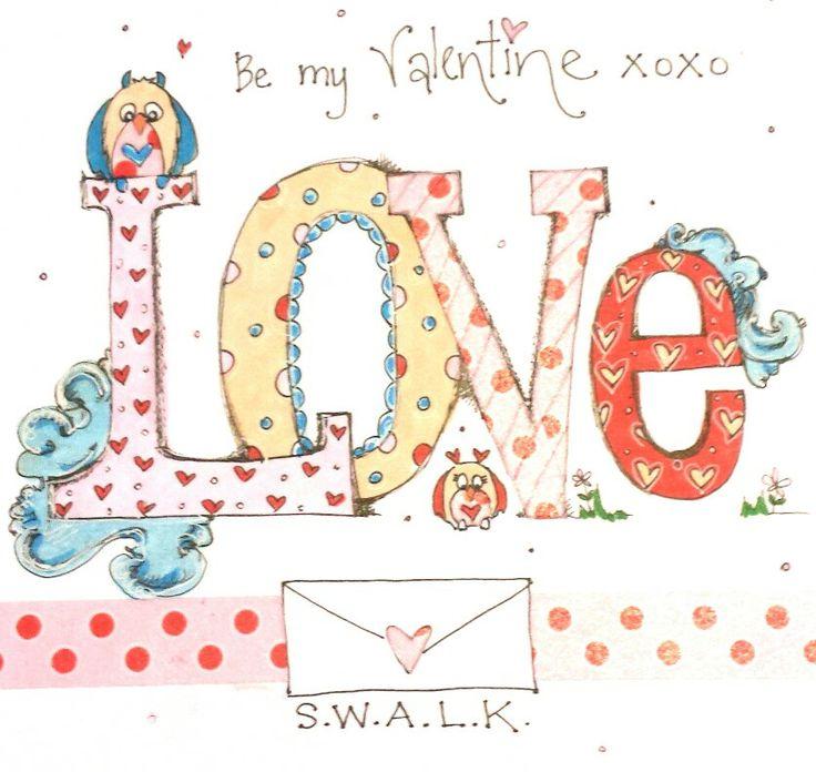 valentine card etsy