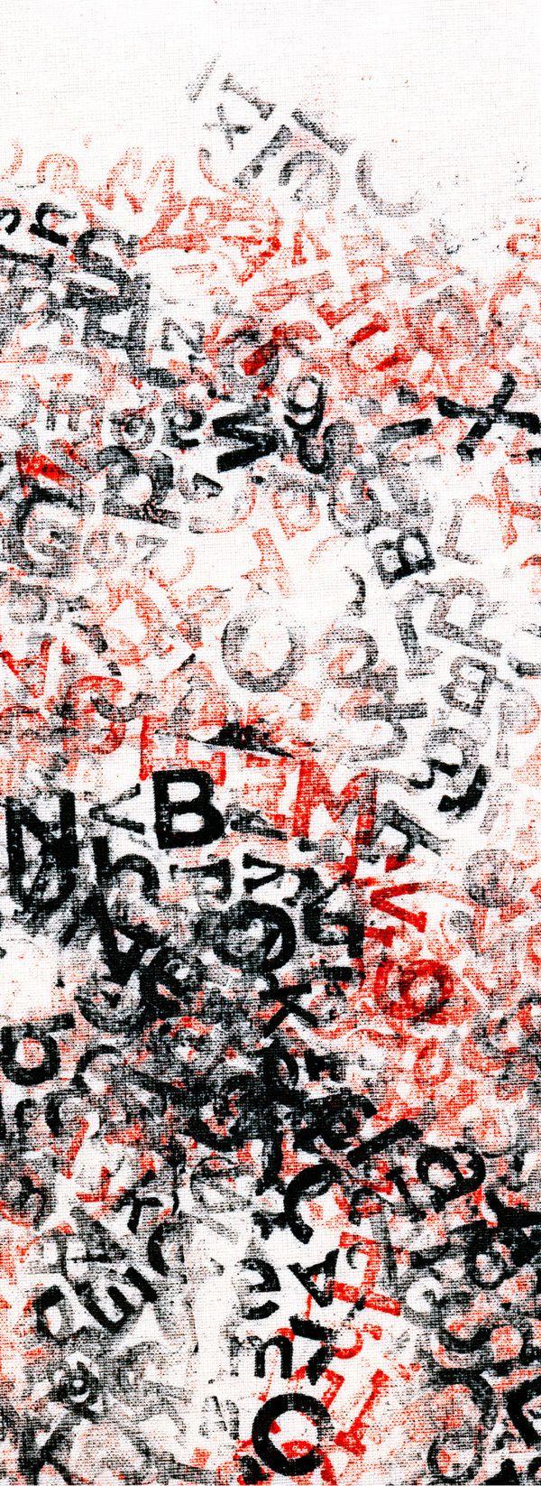 Text as art