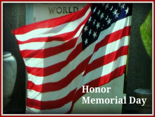 when is post memorial day 2013