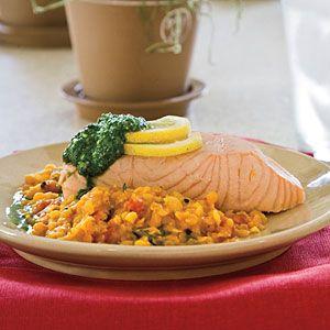 Poached Salmon | Recipe