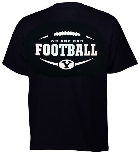 designs for football t shirts 2010 byu football t shirt