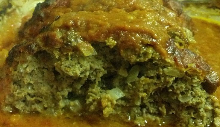 My favorite Meatloaf! | food and drinks | Pinterest