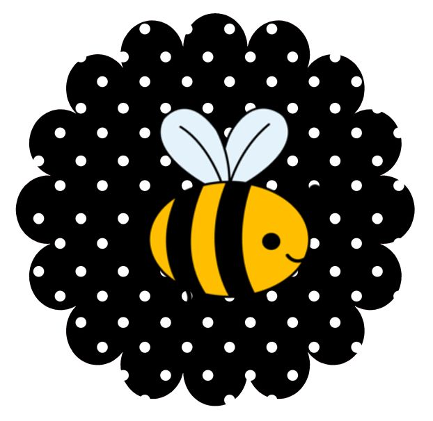 """Bee Party Theme Free Printables - to use with """"Bee a Great Babysitter"""""""