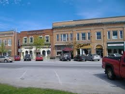 Downtown Brandon Vt Places 6 Years In Vermont