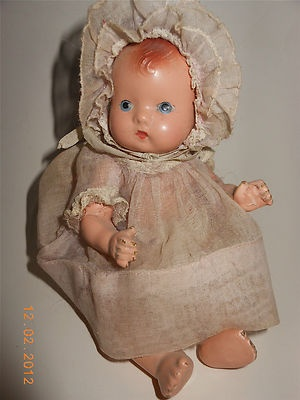 Vintage Effanbee Baby Tinyette