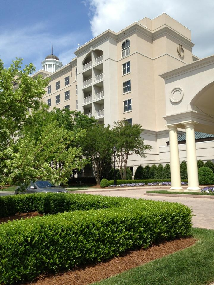 Pin by ballantyne hotel on the ballantyne hotel lodge for Charlotte nc boutique hotels