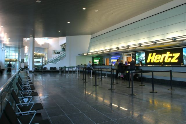 Avis car rental in denver international airport 10