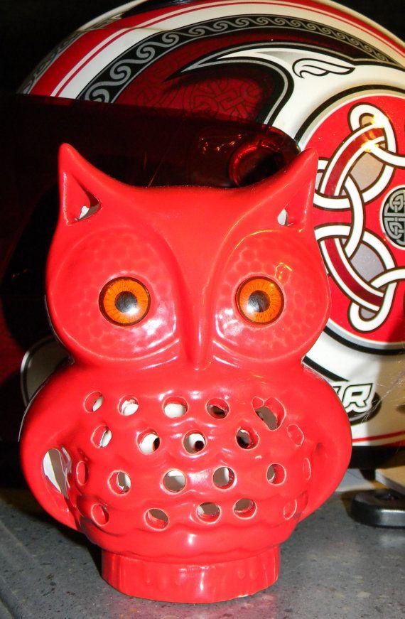 valentine's day owl cupcakes