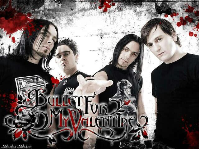 valentine bullet for my