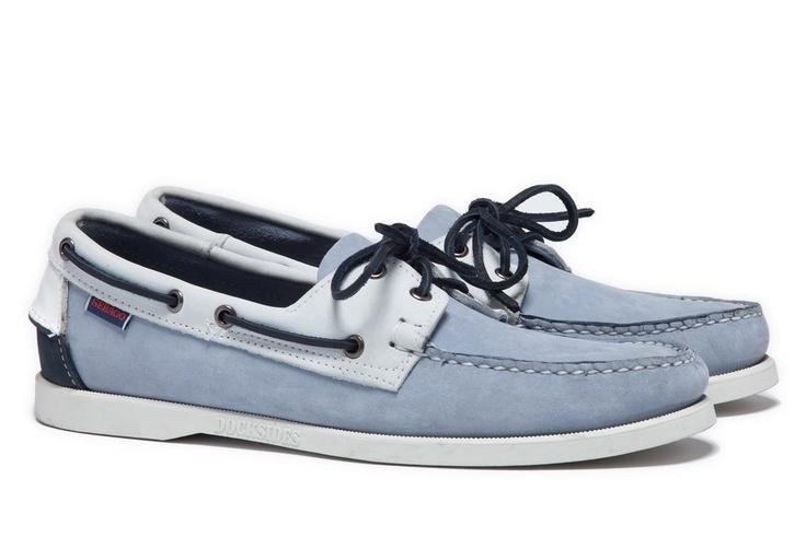 Fun boat shoes.
