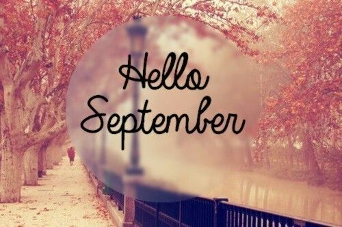 Autumn, here we come!!! :D ♡♡♡♡