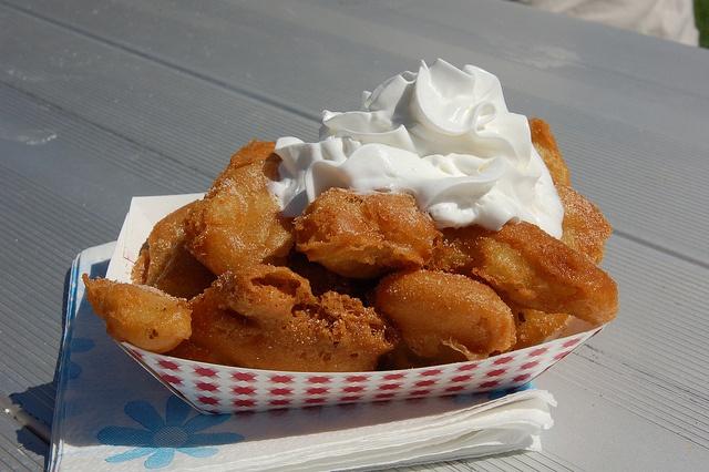 Sweet Apple Pie Fries | GOOD EATS | Pinterest