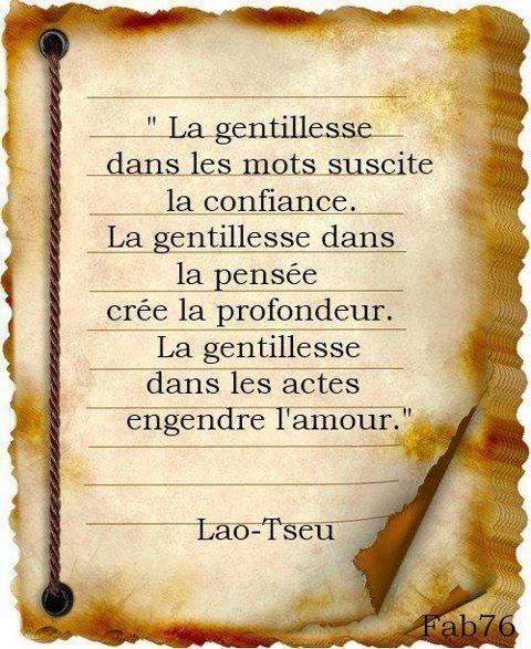 citation Lao-Tseu