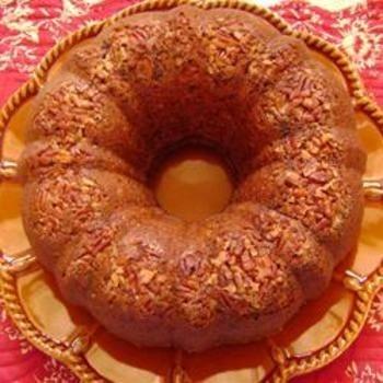 Southern Praline Pecan Cake cookies-brownies-cakes