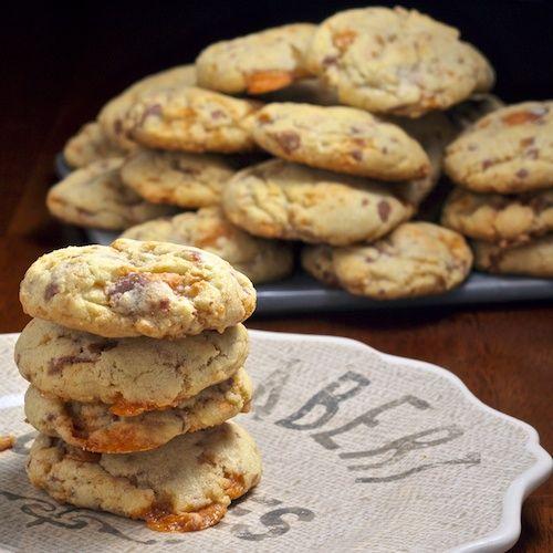 Butterfinger Cookies | Sweets | Pinterest