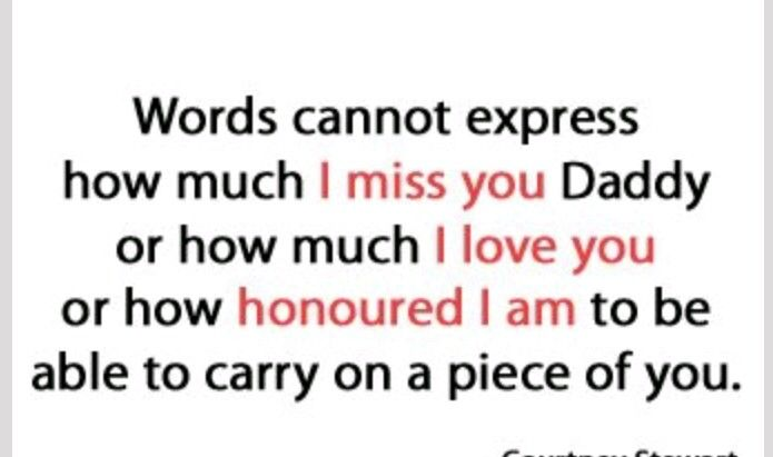 I Love You Quotes For Mom And Dad : Love U Dad Quotes Love u dad