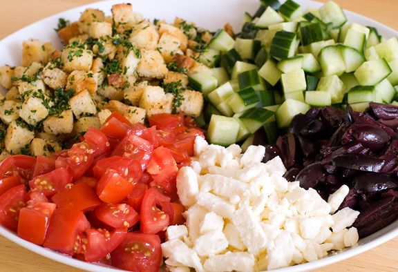 Greek Salad Recipes