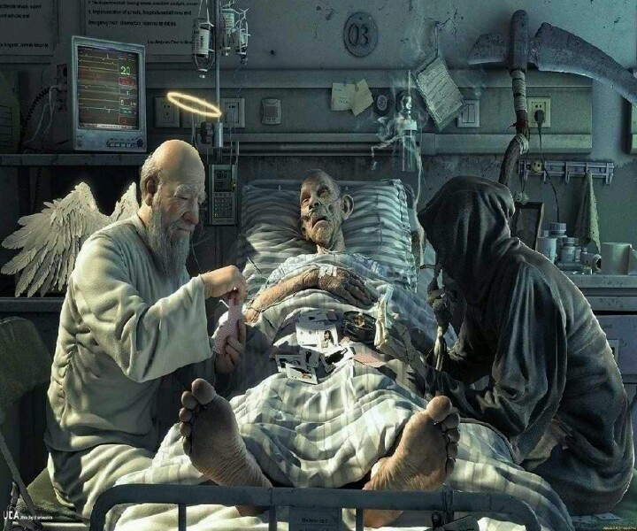 compare life vs death Belief in the life in the hereafter (aakhirah) then he will give you death, then again will bring you to life how does this life compare with the hereafter.