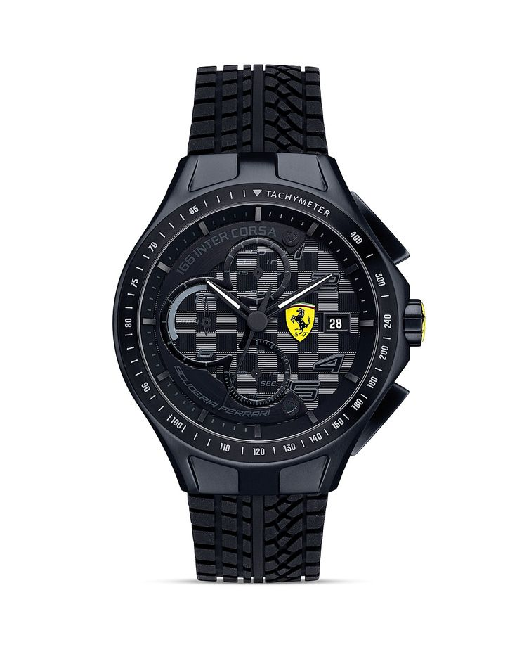 scuderia ferrari race day chronograph watch 44mm. Cars Review. Best American Auto & Cars Review