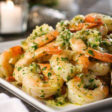 shrimp in sherry garlic sauce | Recipes | Pinterest
