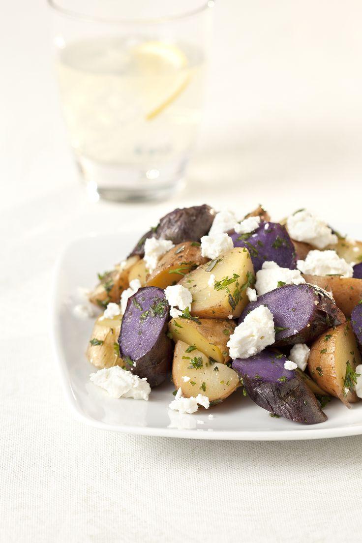 ... Herbed Potato Salad with Feta featuring Président® Crumbled Feta