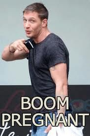 Tom Hardy Boom Pregnan...