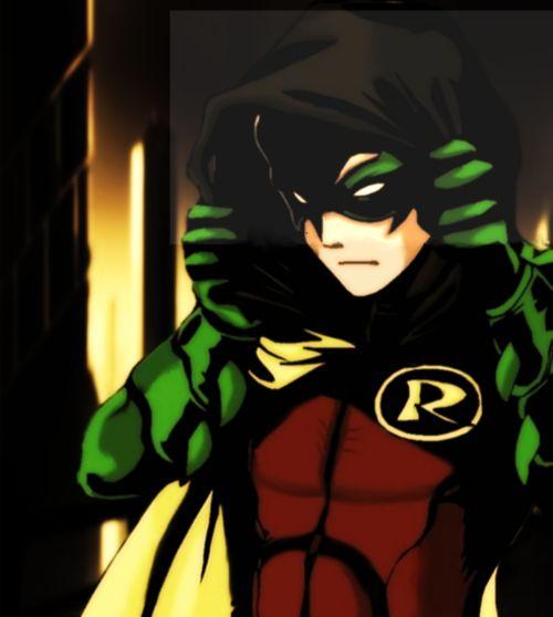 Robin (in a) Hood