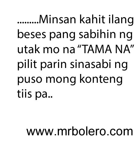 pin by alvin john ferias on tagalog love quotes pinterest