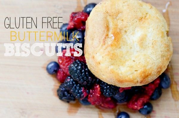 Gluten Free Buttermilk Biscuits & The New School Of Cooking