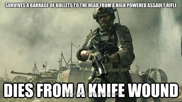 Funny Modern Warfare Meme Fan Made