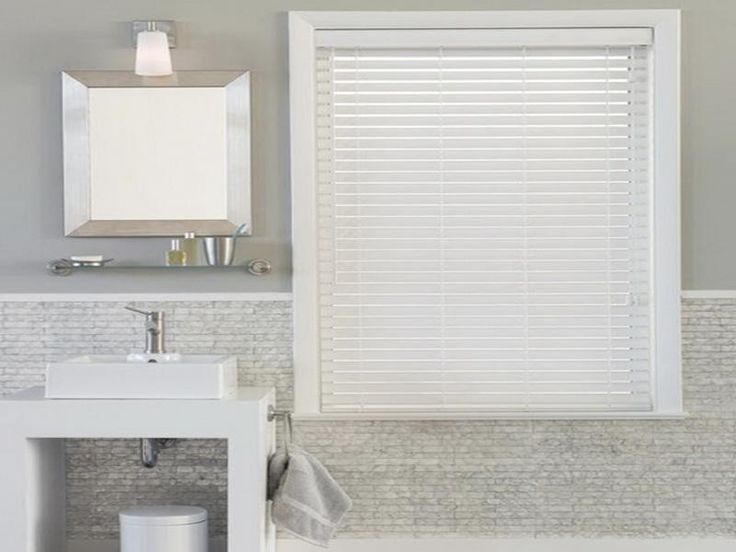 Small Curtains Bathroom Windows Small Bathroom Window Treatment ...