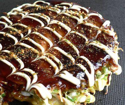 Recipe: Okonomiyaki, Japanese style pancake / Okonomiyaki is popular ...