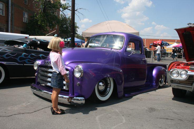 Burple Car Paint