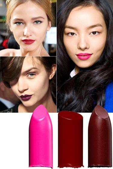 Fall's New Beauty Trends to Try Now: Power Pouts