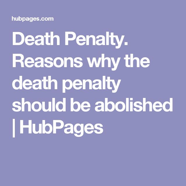should the death penalty be reintroduced Example academic essay: the death penalty this essay shows many important features which commonly appear in essays should the death penalty be restored in the uk.