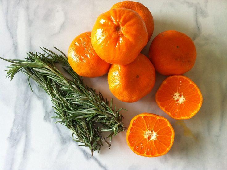 Clementine & Rosemary Cake {for dessert} | Recipes | Pinterest