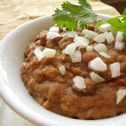 Refried Beans Without the Refry | Flavorful refried beans seasoned ...