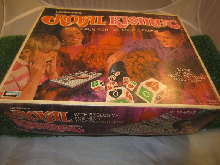 royal kismet dice game rules