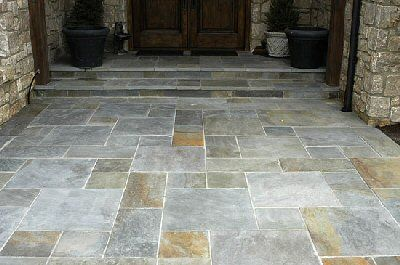 Bluestone Natural Stone Flooring For The Home Pinterest