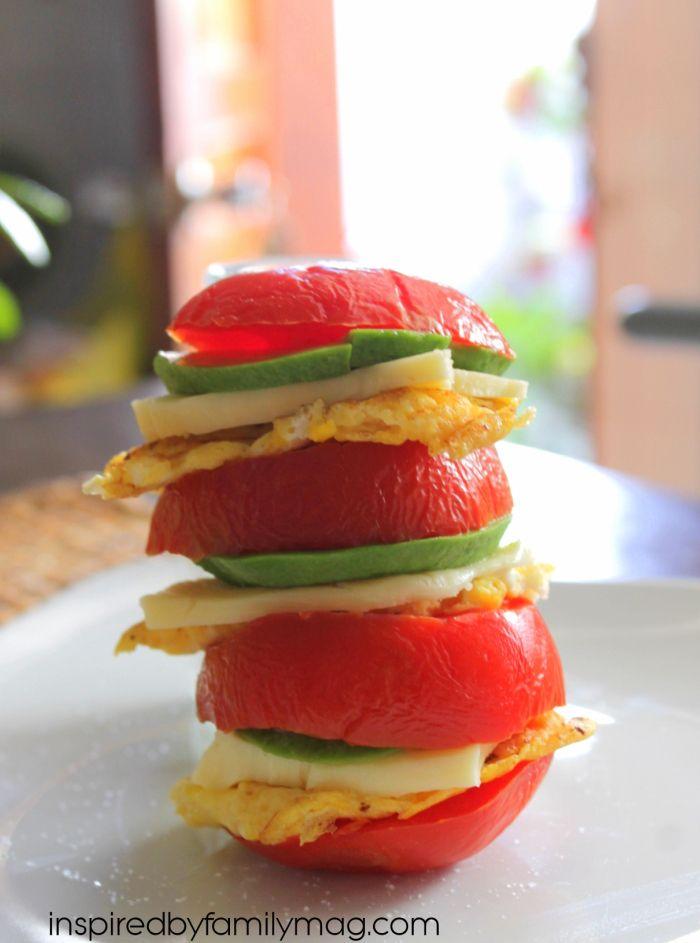 breakfast sandwich: Egg, tomato and avocado Sandwich - The kids loved ...