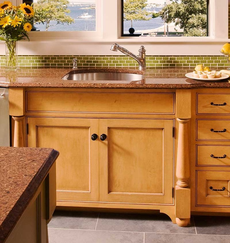 Pinterest for Kitchen cabinets with legs